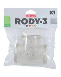 ZOLUX Komponenty Rody 3-tuba T