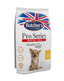 BUTCHER'S Pro Series Dog Dry kuracie 800 g