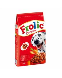 FROLIC Hovädzie a zeleninové a obilniny 0,5 kg x 16