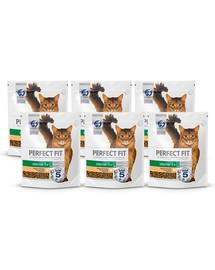 PERFECT FIT (Sterile 1+) 6x750g Kuracie pre mačky po sterilizácií