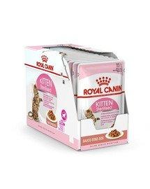 ROYAL CANIN Adult Sterilised v omáčke 12 x 85g