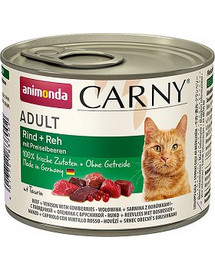 ANIMONDA Carny hovädzie/zverina 200 g