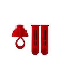 DAFI filter 2 ks + viečko, červená