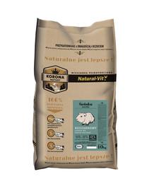 NATURAL-VIT Korona Natury Kompletná zmes pre morčatá 10 kg