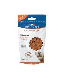 FRANCODEX Pochúťka Vitamin C morča 50 g