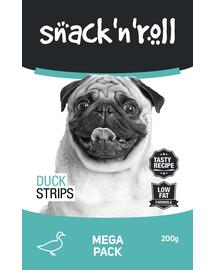 SNACK & ROLL Duck Strips 200 g