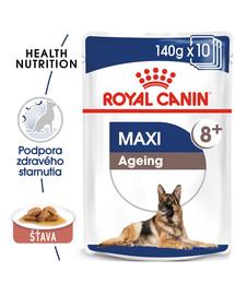 ROYAL CANIN Maxi ageing 8+ 10x140 g