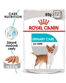 ROYAL CANIN Urinary Care Dog Loaf 85g x12 kapsička s paštétou pre psy s obličkovými problémami