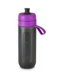 BRITA Filtračná fľaša Fill & Go Active 0,6 l fialová