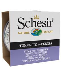 SCHESIR Morské špeciality Tuniak s kanicou 85 g