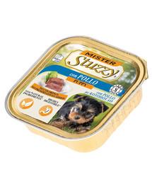 STUZZY Mister Dog Kurča pre šteňatá 150 g