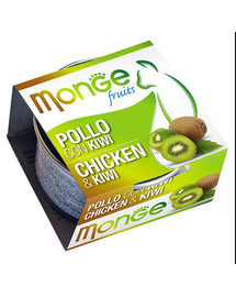 MONGE Fruit Kura a kiwi 80 g