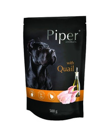 DOLINA NOTECI PIPER Animals prepelica 500g