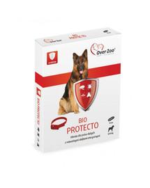 OVER ZOO Ochranný obojok Bio Protecto Plus 75 cm pre veľkého psa