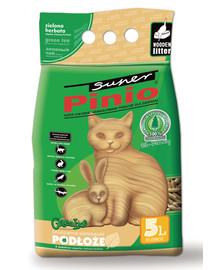 Benek Super Pinio Podstielka zelený čaj 5l