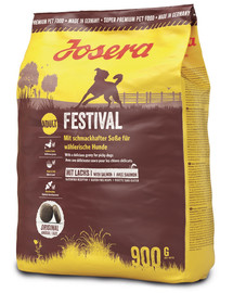 JOSERA Dog Festival 5 x 900g (4+1 ZADARMO)