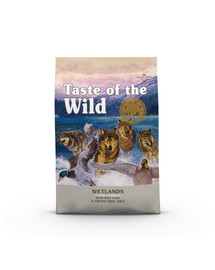 TASTE OF THE WILD Wetlands 2 x 12,2 kg