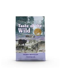 TASTE OF THE WILD Sierra Mountain 2 x 12,2 kg
