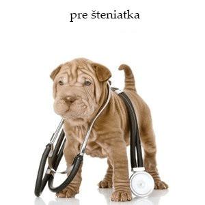 Veterinárne krmivo pre šteniatka