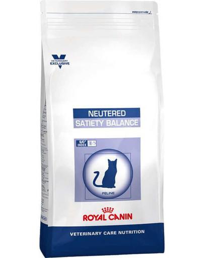 ROYAL CANIN Cat Neutered SATIETY balance 12 kg
