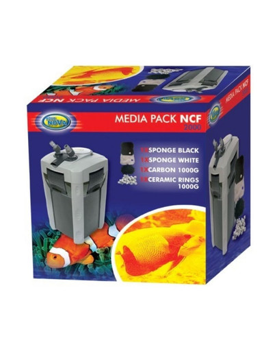 AQUA NOVA Wkład do filtra ncf2000