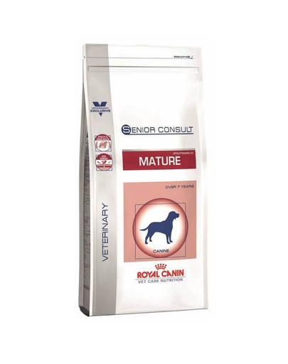ROYAL CANIN VCN sc mature medium dog - 10 kg