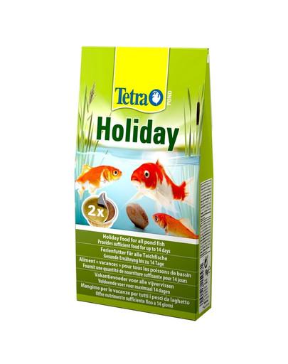 Tetra Pond Holiday 98g