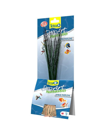 TETRA DecoArt Rastlina Premium Hairgrass 24 cm