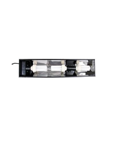 TRIXIE Hliníkový kryt na terarijné osvetlenie - 3 žiarovky, 50W