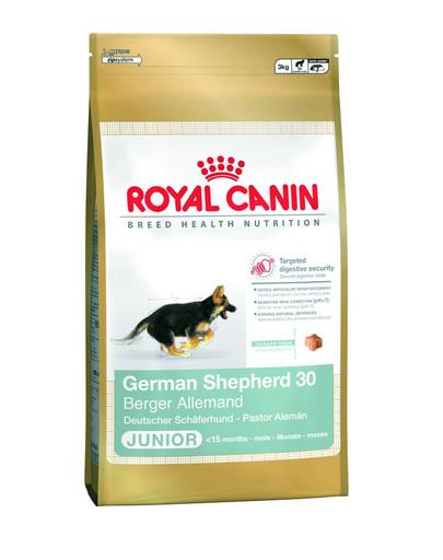ROYAL CANIN German Shepherd Junior 1 kg granule pre šteniatka  do 15 mesiaca, rasa: nemecký ovčiak