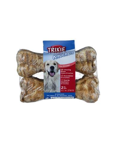 TRIXIE Maškrta - kosť zo sušeného hovädzieho 10 cm 2 ks 35 g