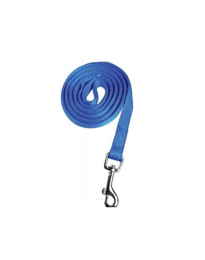 ZOLUX CUSHION Vodítko 15mm / 1.2m nebesky modré