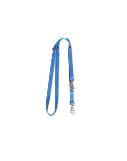 AMIPLAY Smycz nr 100 - 200 cm / 2.5 cm niebieska