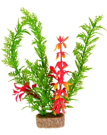 TRIXIE Akvarijná rastlina na podstavci veľká 30 cm 6 ks
