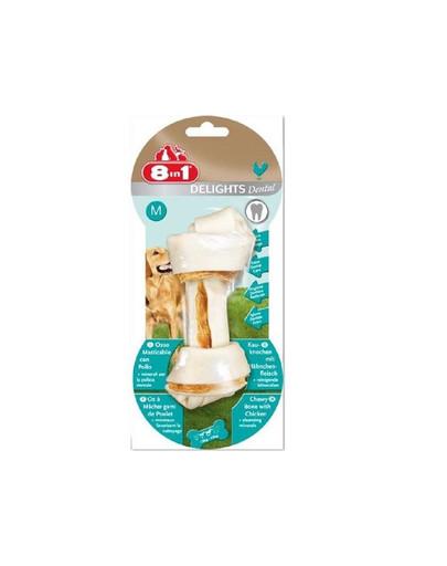 8IN1 Delights dental žuvacia kosť  XS 1 ks