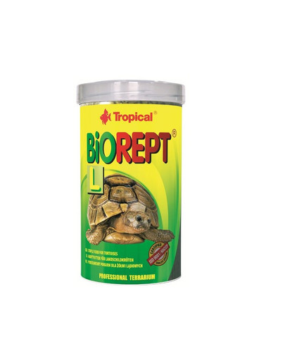 TROPICAL Biorept L granulat puszka 500 ml/140 g