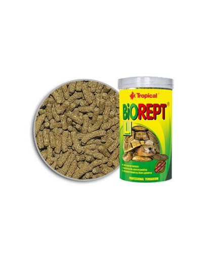 TROPICAL Biorept L granulat puszka 100 ml / 28 g