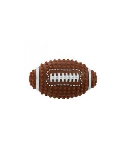 ZOLUX Zábavná hračka rugby lopta 7.6 cm
