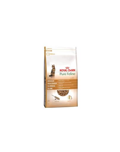 ROYAL CANIN Pure feline n.02 (štíhla línia) 3 kg
