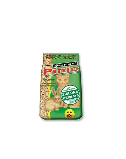 Benek Super Pinio Podstielka zelený čaj 10 l