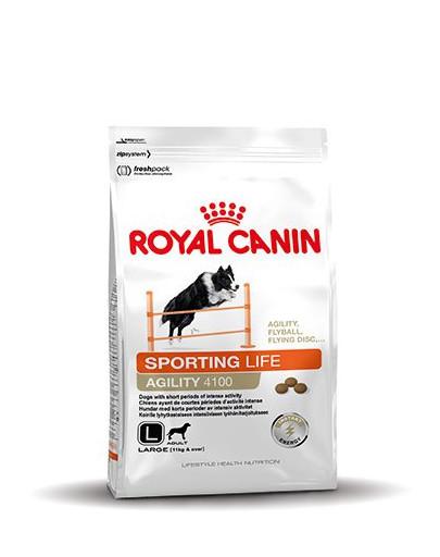ROYAL CANIN šport & ing Life Agility 4100 Large Dog 15 kg