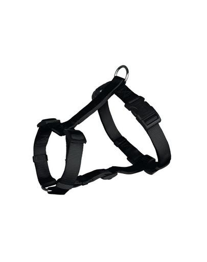 TRIXIE Postroj pre psov classic 40-65 cm / 15 mm čierny