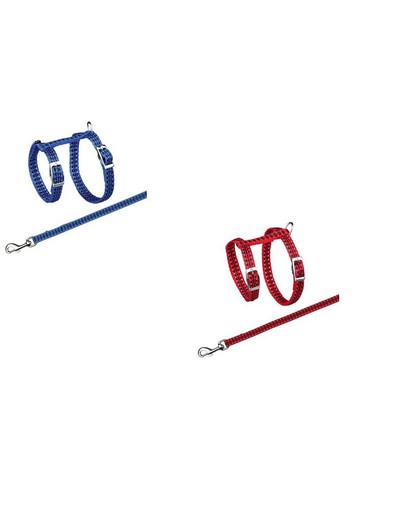 TRIXIE Reflexný postroj pre mačky  22-42 mm / 10 mm