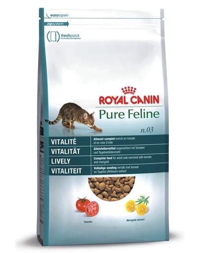 ROYAL CANIN Pure feline n.03 (vitálnosť) 1.5 kg