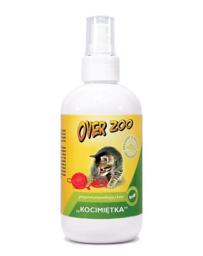 OVER ZOO Kocimiętka 250 ml