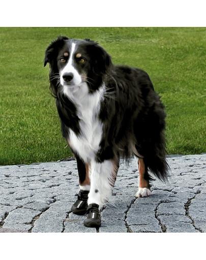 TRIXIE Ochranné topánky Walker Active, M, 2 ks