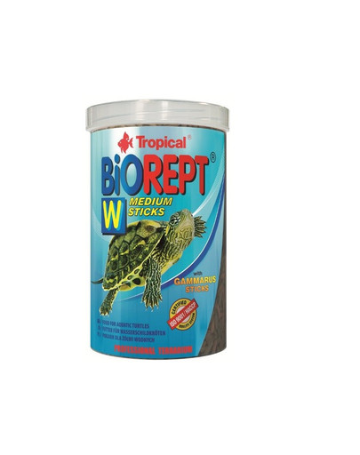 TROPICAL Biorept W ekstrugran puszka 500 ml / 150 g