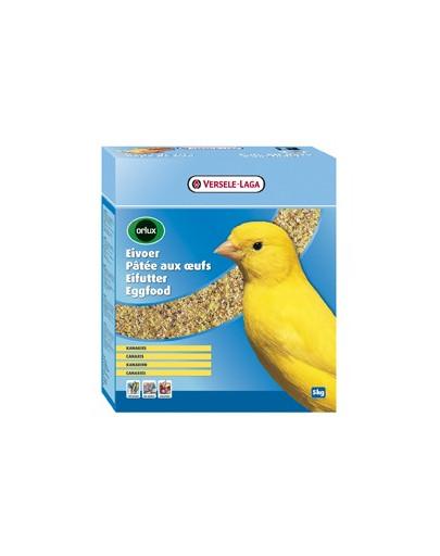 Versele-LAGA Eggfood Canaries Yellow 5 kg Krmivo vaječné pre žltých kanárikov