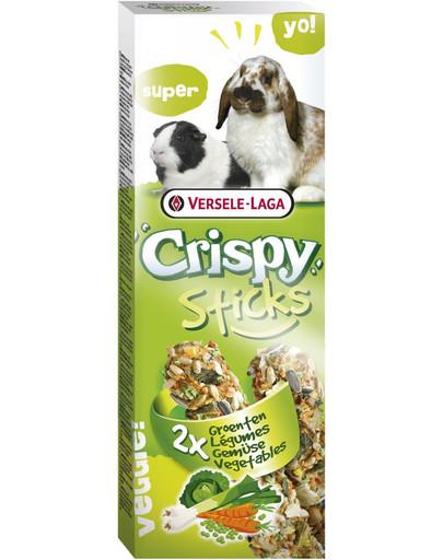 Versele-LAGA Prestige 110 g tyčinky zelenina králik / morča