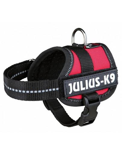 TRIXIE Szelki Julius-K9 harness L 66–85 cm czerwony